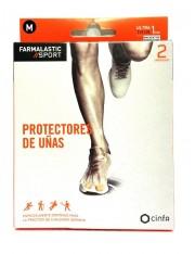 PROTECTOR DE UÑAS FARMALASTIC SPORT TALLA- XL