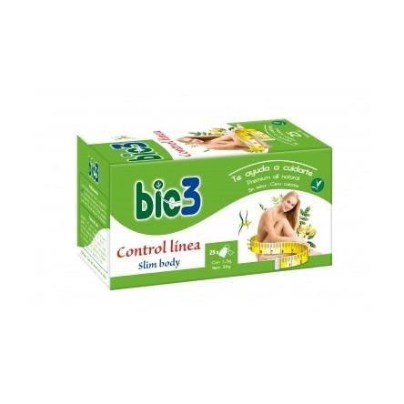 Bie3 control linea slim body infusion 1.5 g 25 filtros