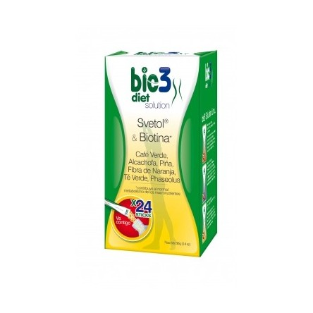 Bie3 diet solution stick soluble 4 g 24 unidades