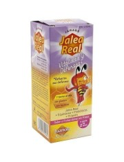 JUANOLA JALEA REAL NIÑOS VITAMINAS Y DEFENSAS JARABE 150 ML