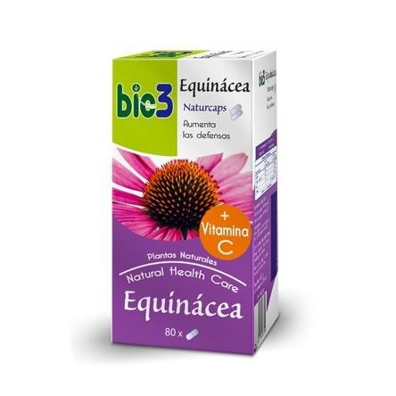 Bie3 echinacea naturcaps 500 mg 80 capsulas