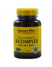 NATURE´S PLUS B- COMPLEX 90 COMPRIMIDOS
