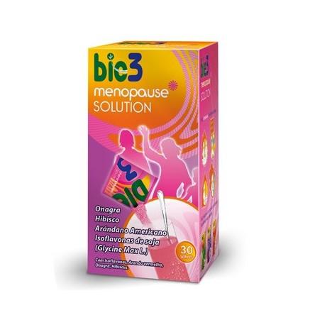 Bie3 menopause solution stick monodosis 4 g 30 unidades