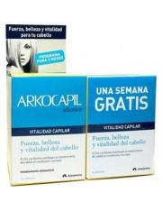 Arkocapil 120 capsulas + una semana gratis