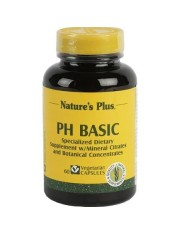 NATURE´S PH BASIC 60 CAPSULAS