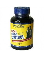 NATURE´S PLUS ULTRA SUGAR CONTROL 60 COMPRIMIDOS