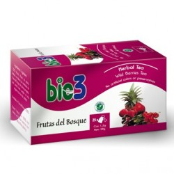 Bie3 te de frutas del bosque1.5 g 25 filtros