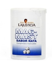 LAJUSTICIA ANA MARIA MAGNESIO ANTIACIDO MASTICABLE NATA 36 COMPRIMIDOS
