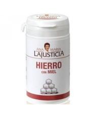 LAJUSTICIA ANA MARIA HIERRO CON MIEL 135 G