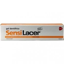 Lacer sensilacer gel dentifrico 125 ml