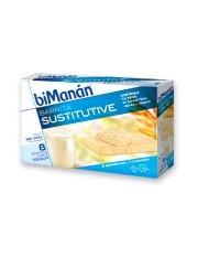 Bimanan barritas yogur 40 g/ 320 g 8 barritas