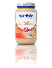 NUTRIBEN POLLO CON VERDURAS 250 G