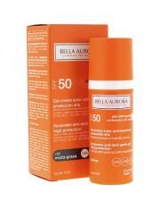 BELLA AURORA GEL-CREMA SOLAR SPF 50+ PIEL MIXTA GRASA 50 ML