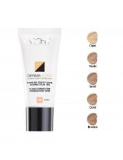 Vichy dermablend fondo de maquillaje 25 nude