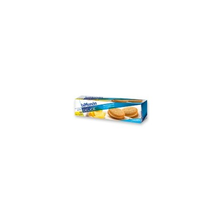 Bimanan galletas snack limon 12 unidades
