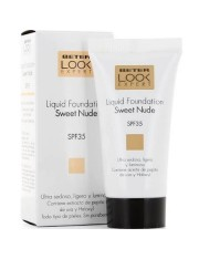Beter Look Expert Liquid Foundation Sweet Nude SPF35 30 ml