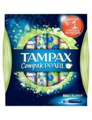 Tampax compak Pearl Super 18 tampones
