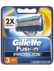Recambios Gillette Fusion Proglide Manual 3 Cartuchos