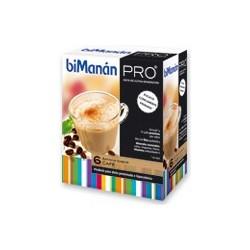 Bimanan metodo pro batido café hiperproteica e hipocalorica 6 sobres