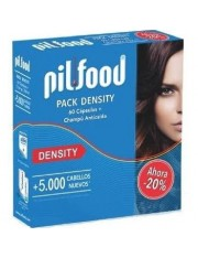 Pilfood Pack Density 60 cápsulas + Champú Anticaída 200 ml