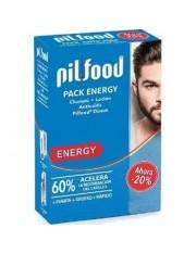 Pilfood pack energy:: champú anticaida 200ml + loción anticaída 125ml