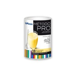 Bimanan metodo pro batido vainilla hiperproteica e hipocalorica formato economico 540 g