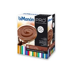 Bimanan metodo pro crema chocolate 6 sobres