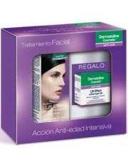 Pack Somatoline Tratamiento Facial Dermatoline Serum Reparador 30ml + Antiarrugas Lift Effect Dia 15ml