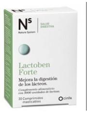 Ns lactoben forte 30 comprimidos masticables cinfa