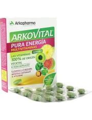 Arkopharma Arkovital Multivitaminico pura Energia 30comprimidos