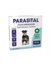 ZOTAL Parasital Collar Repelente perros medianos y pequeños
