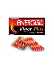 ENERGISIL VIGOR PLUS 30 CAPSULAS