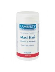 maxi hair (nueva formula) 60 comprimidos Lamberts