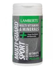 MULTI-GUARD® SPORT 60 TABLETAS LAMBERTS