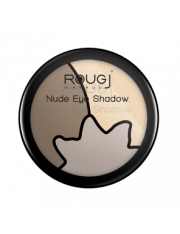 ROUGJ MAKE UP SOMBRA DE OJOS TRIO NUDE
