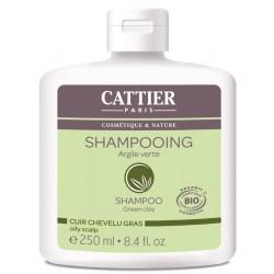 Cattier arcilla verde cabello graso 250 ml