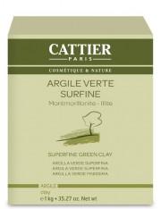 Cattier arcilla verde superfina 1 kg