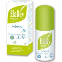 Halley infantil locion repelente 100 ml