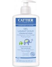 Cattier bebe gel de baño 500 ml