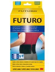 3M FUTURO SOPORTE LUMBAR AJUSTABLE TALLA ÚNICA DE 73 A 129 CM