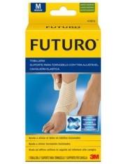 3M FUTURO TOBILLERA AJUSTABLE CON ESPIRAL DE SOPORTE TALLA PEQUEÑA DE 18.0 CM A 20.5 CM
