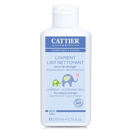 Cattier bebe linimento 200 ml