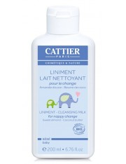 Cattier bebe linimento 200 ml