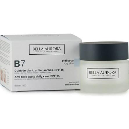 Bella aurora b7 antimanchas regenerador aclarante 50 ml