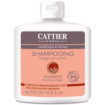 Cattier champu vinagre romero cabello graso 250