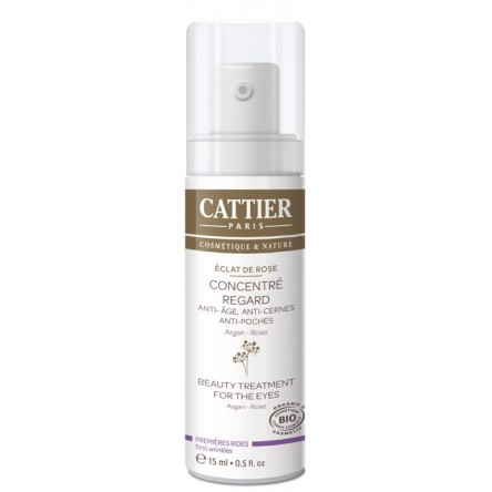 Cattier contorno de ojos 15 ml