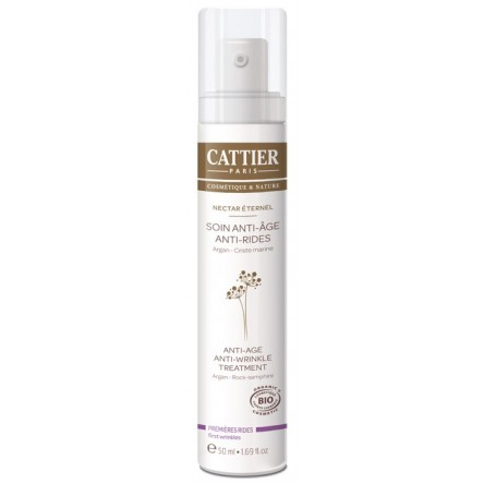 Cattier crema antiarrugas 50 ml