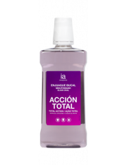 INTERAPOTHEK COLUTORIO ACCION TOTAL 500ML