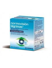 NORMOVISION LAGRIMAS 0,8 30 UNIDOSIS