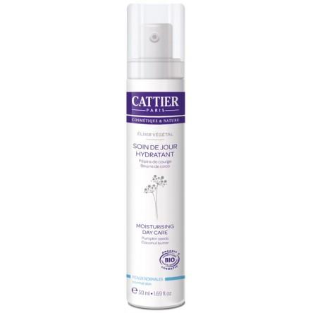 Cattier crema hidratante dia normal y mixta 50 ml